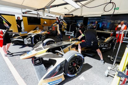 FIA installs garage cameras to monitor Formula E teams' car swaps