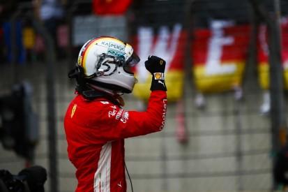 Chinese GP qualifying: Vettel denies Ferrari partner Raikkonen pole