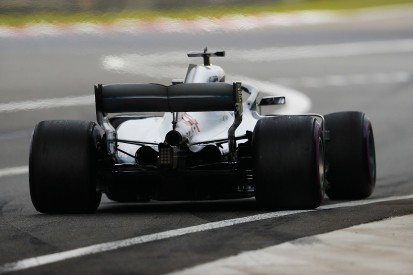 Formula 1: Mercedes blames 'tyre issue' for lack of pace in China