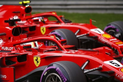 Formula 1: Kimi Raikkonen unsure why he lost China pole to Vettel