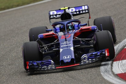 Formula 1: Toro Rosso has 'lost all strength' in China says Gasly