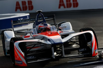 Formula E Rome: Felix Rosenqvist leads way in disrupted sessions