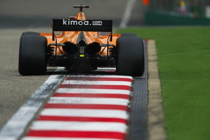 McLaren fears it set targets too low for its 2018 Formula 1 car