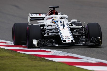 Marcus Ericsson pins Chinese GP penalty on mix-up with Sauber team