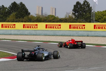 Formula 1: Hamilton admits he underperformed in China 'disaster'
