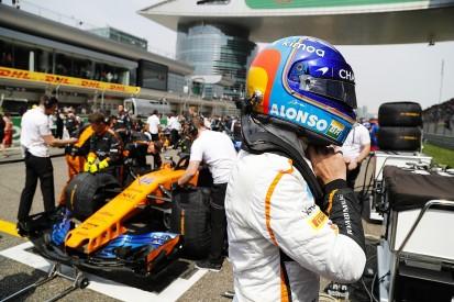 Fernando Alonso: Chinese GP Sebastian Vettel pass 'not fair fight'