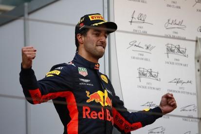 Ricciardo says China win is 'worth 50 bad' F1 races like Bahrain