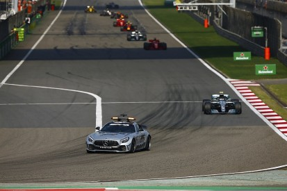 Formula 1: Vettel says safety car timing was 'not right' in China