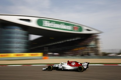 Sauber F1 rookie Charles Leclerc confused by Chinese GP spin