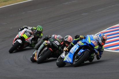 Suzuki's bike now capable of winning MotoGP races, says rider Rins