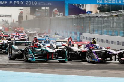 Formula E Rome: Mitch Evans thought he 'had checkmate' against Bird