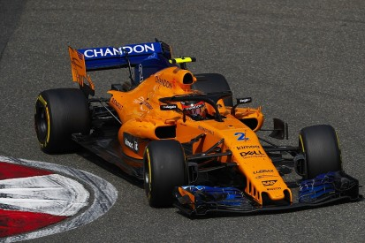 McLaren's real 2018 Formula 1 car won't appear until Spanish GP