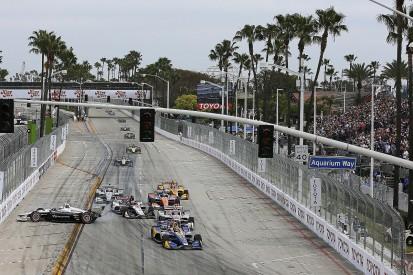 IndyCar Long Beach: Rahal explains Pagenaud start crash, takes blame