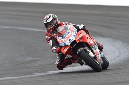 Lorenzo 'really needs' new MotoGP fairing to help feeling on Ducati