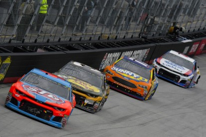 Wallace 'blindsided' by late drop after leading first NASCAR laps