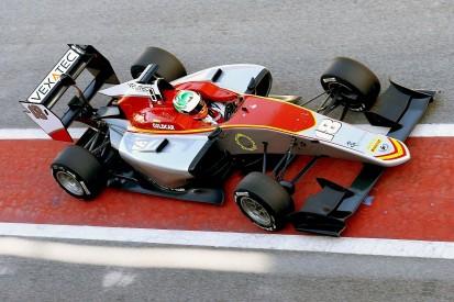 GP3 testing: Leonardo Pulcini 0.012s faster than Callum Ilott