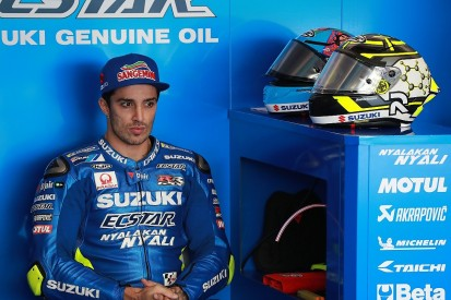 Andrea Iannone says he has 2019 MotoGP offers outside Suzuki