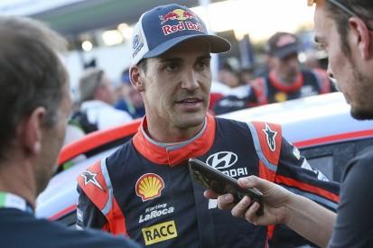 Dani Sordo plays down talk of World RX Prodrive Renault switch