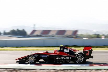 Hubert tops final day of pre-season testing, Ferrari's Ilott second