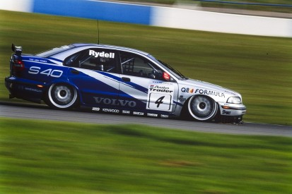 Rydell to drive Volvo S40 BTCC title car at Silverstone Classic