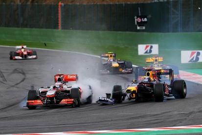 Max Verstappen's errors remind Red Bull F1 team of Sebastian Vettel