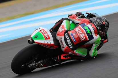 Redding hopes he can avoid the same MotoGP fate as Lowes at Aprilia
