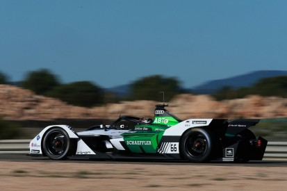 All nine Formula E manufacturers complete Gen2 car test at Calafat