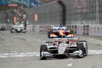 Power wants IndyCar to return to previous push-to-pass system