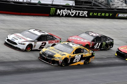NASCAR aiming to make sponsor calls easier after Monster deal ends