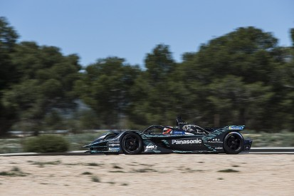 New FE car 'between a prototype and single-seater' - Jaguar's Evans