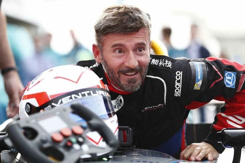Ex-MotoGP rider Max Biaggi joins Venturi in Formula E as ambassador