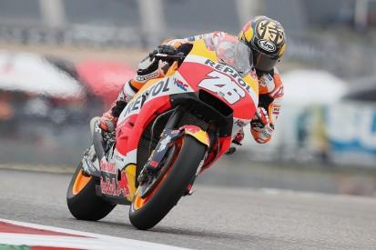 Dani Pedrosa: Points would make Austin MotoGP injury pain worth it
