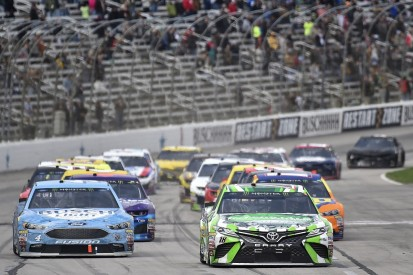 NASCAR Cup leader Kyle Busch insists Kevin Harvick still has edge
