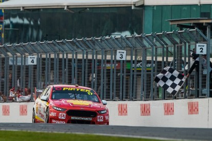 Scott McLaughlin claims maximum Supercars points at Phillip Island