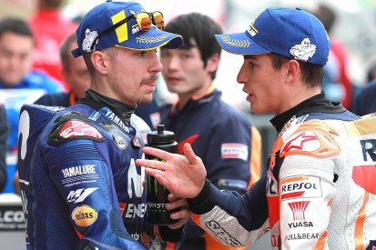 MotoGP Austin: Marquez was focused on Iannone when blocking Vinales