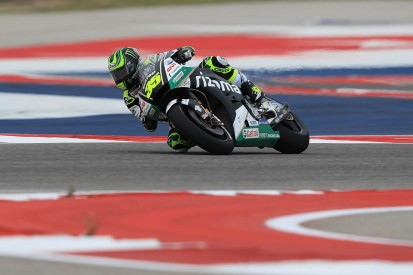 Crutchlow blames tyre 'lottery' for poor MotoGP Austin qualifying