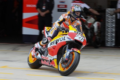 Austin MotoGP: Injured Dani Pedrosa unsure if he will complete race