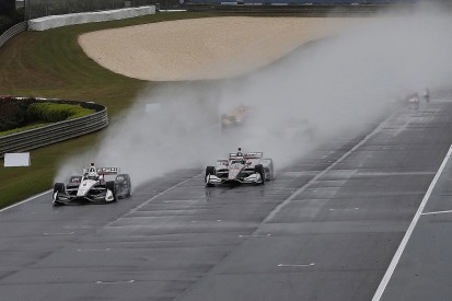 Barber IndyCar race postponed to Monday due to extreme weather
