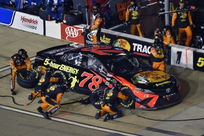 Martin Truex Jr: We beat ourselves in Richmond NASCAR Cup race
