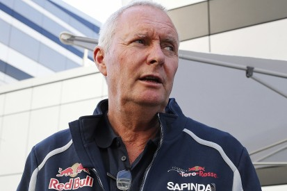 Manor boss John Booth ends Toro Rosso Formula 1 team role