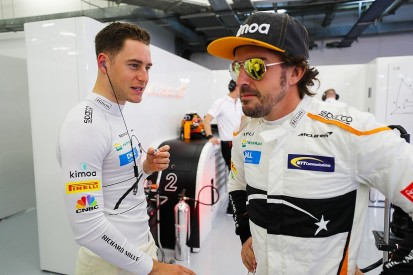 Stoffel Vandoorne feels he can perform like Fernando Alonso now