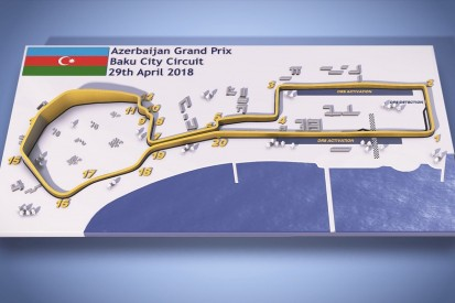 Video guide: Azerbaijan Grand Prix's Baku F1 street circuit