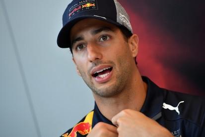 Daniel Ricciardo had lip surgery after F1 win in China