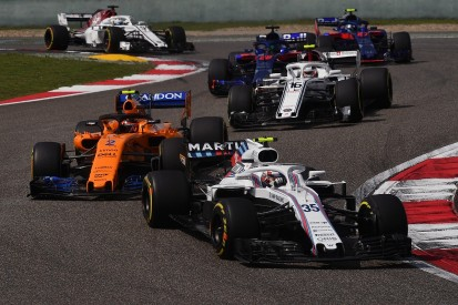 Formula 1: Williams drivers explain why 2018 car is off the pace