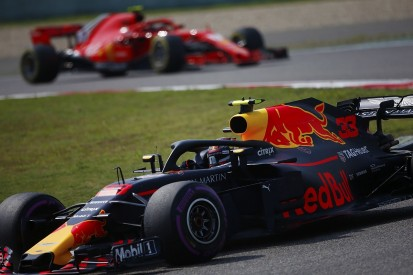 Max Verstappen: China F1 errors down to wanting victory too much