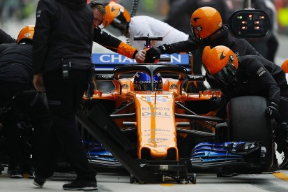 McLaren shuffles F1 technical team, chassis chief Tim Goss out