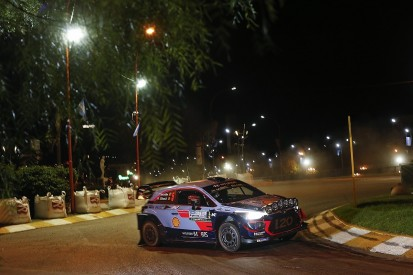 WRC Rally Argentina: Hyundai's Thierry Neuville leads superspecial