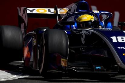 Baku F2: Sette Camara fastest in free practice for Carlin