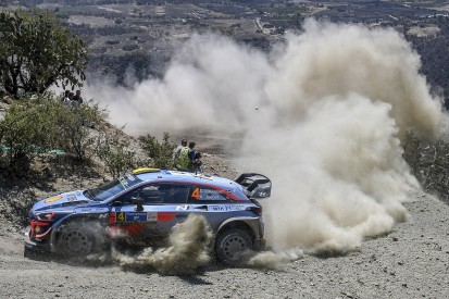 WRC Rally Argentina: Mikkelsen eyes gains with Hyundai engine update