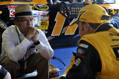 Roush delayed Kenseth NASCAR Cup seat call after 'raw' first exit